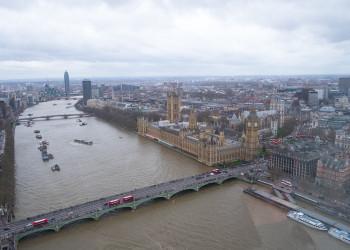 Pogled iz London Eye