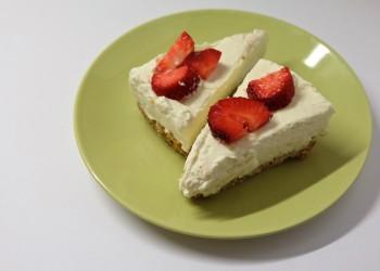 Vanilijeva sirova torta