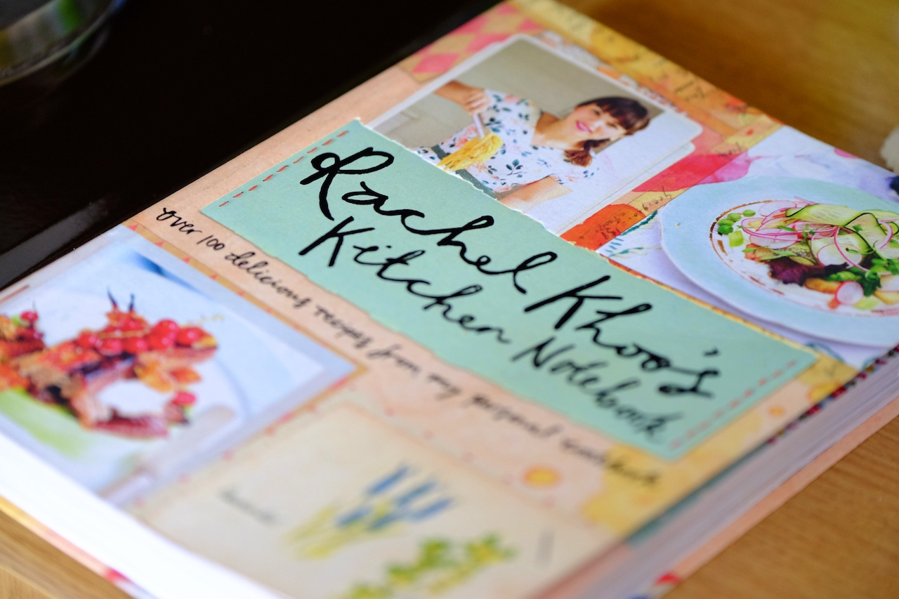 Kitchen Notebook Rachel Khoo