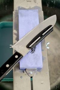 Brušenje nožev