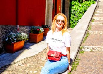 Hoja na hrib do Castel San Pietro
