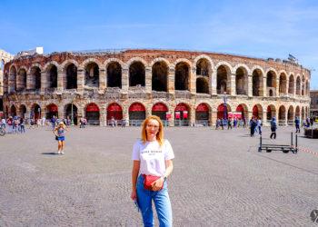 Arena di Verona and me :)